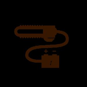 drujba electrica cu acumulator
