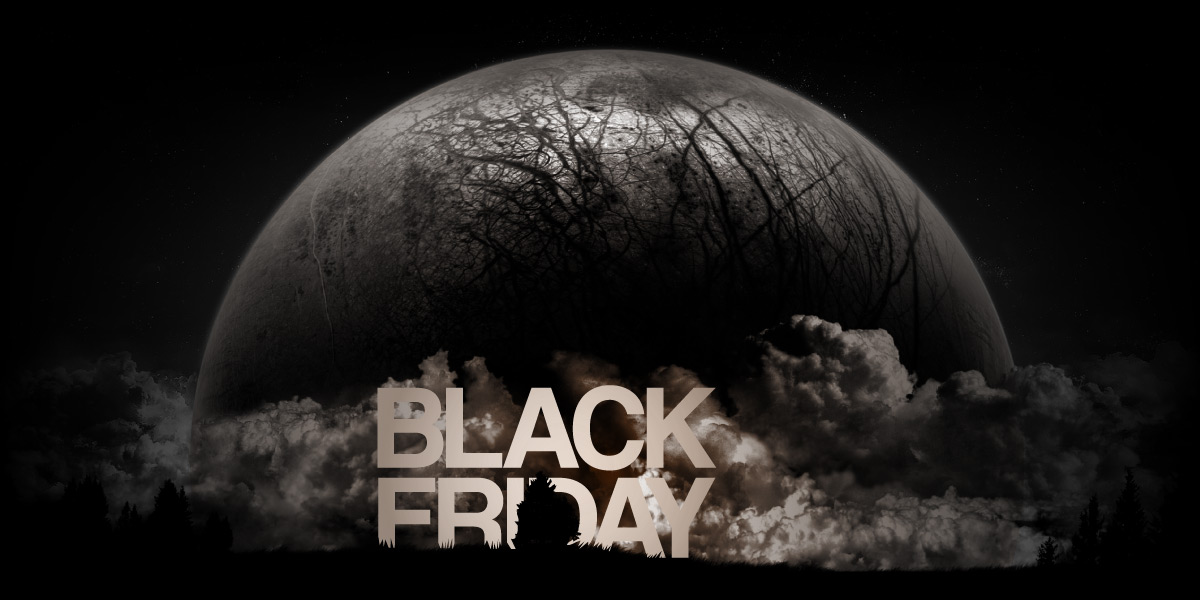 Banner drujbe Black Friday