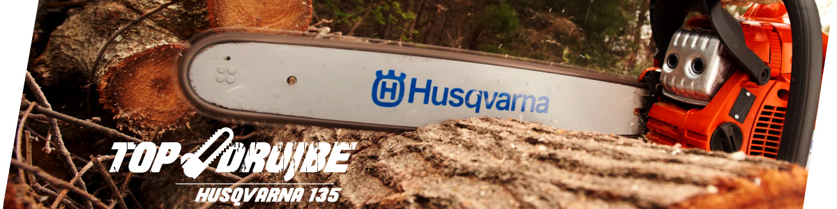 Review drujba Husqvarna 135